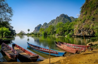 Hpa An Landscape