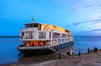 Golden Myanmar River Expedition on Irrawaddy Explorer